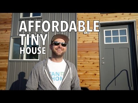Affordable Housing - Light Weight & Budget Friendly Tiny House