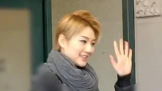芹香斗亜さん せりかとあさん 宝塚宙組 キキちゃん 2018.3.4 宝塚大劇場...