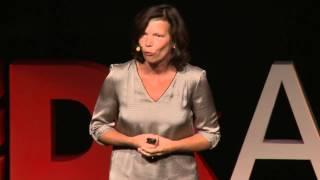 Voyage au centre de l'humain | Brigitte Durruty | TEDxAlsace