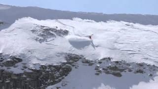 Потерянная зима (Lost Winter) / Профессиональное фрирайд-видео в болгарских горах