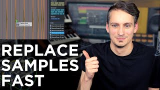 Studio One Minute: How To Replace Samples Fast