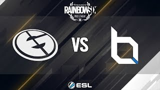 Rainbow Six Pro League - Season 8 - NA - Evil Geniuses vs. Obey Alliance - Week 1