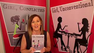 Sasha Lane - 'Girl, Conflicted' - the first book in the trilogy