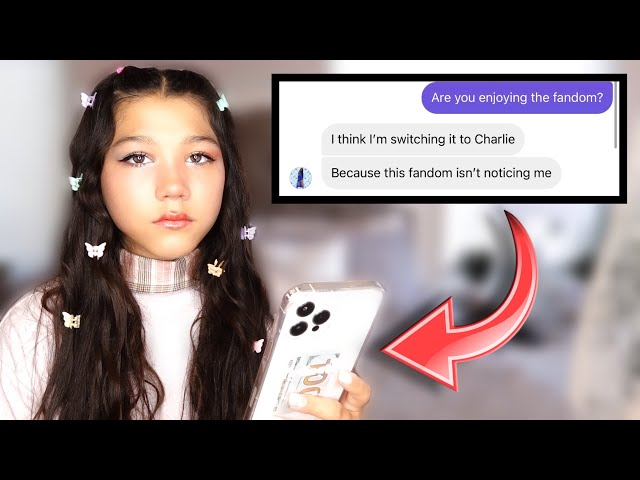 Going undercover as a fanpage... **SAD**   Txunamy