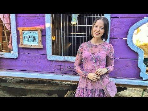 Vlog #3: Obiskala sem Mini ZOO Land | Valentina Poljak