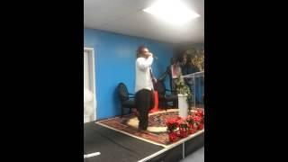 Prophet justin Dorest in Raleigh