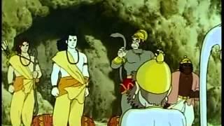 РАМАЯНА Мультфильм Русский перевод