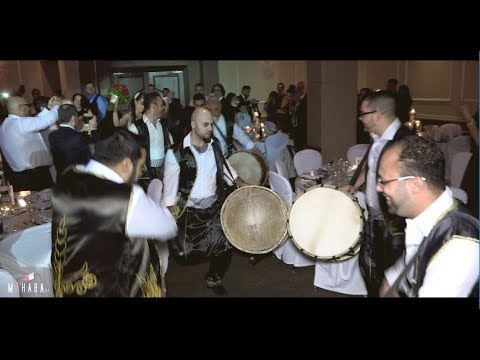 Dj Nawar - Arabian Zaffe - Rami & Azra Wedding Entrance - MAHABA.ca
