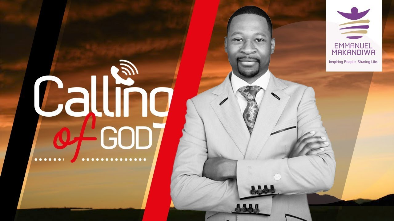 Emmanuel Makandiwa on Calling upon God
