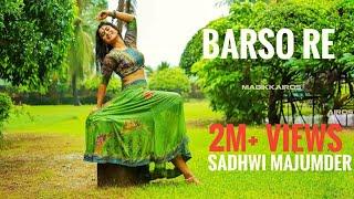 Barso Re - Guru | AR RAHMAN | Sadhwi Majumder