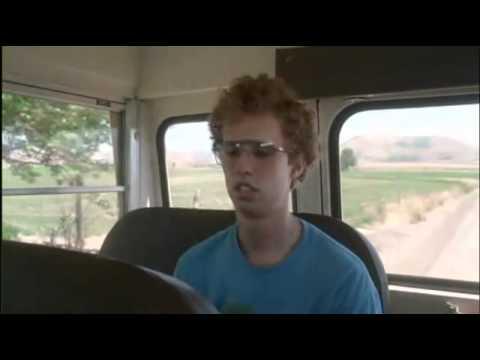 Napoleon on bus