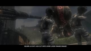 Zombie Alex mercer freeroam gameplay #6 [PROTOTYPE®2]