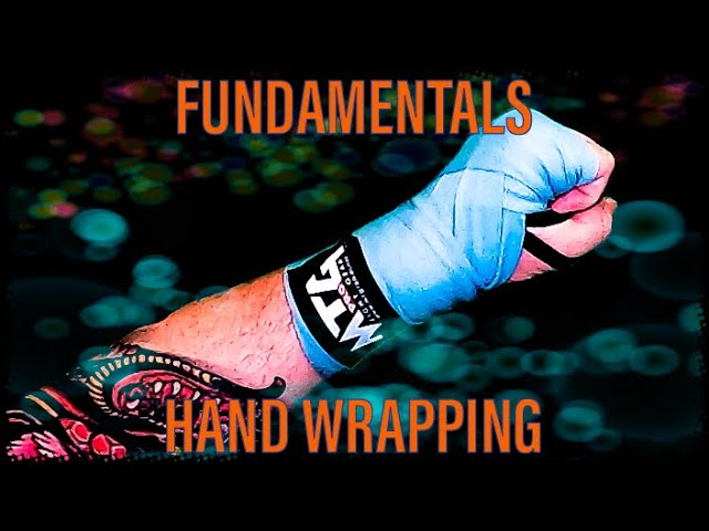 3 Easy Ways to Wrap Hands