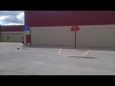 St. Gerard School Basketball Court