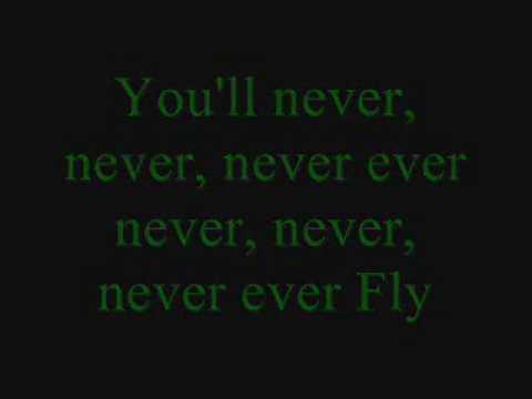 Never by moving pictures with lyrics