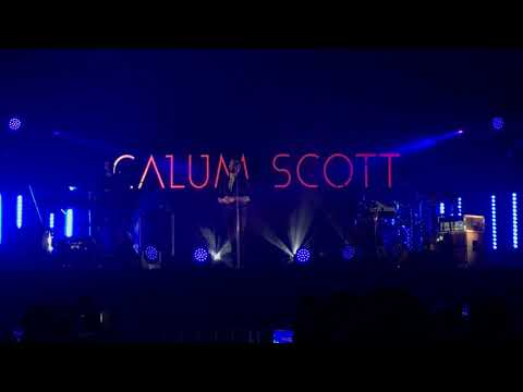 "CALUM SCOTT - DANCING ON MY OWN ""LIVE IN JAKARTA"" Mp3"