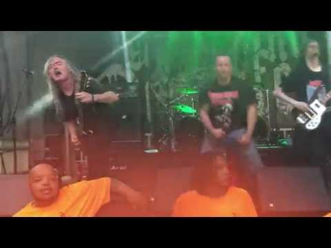 Incantation - Ibex Moon LIVE Maryland Death Fest 2016