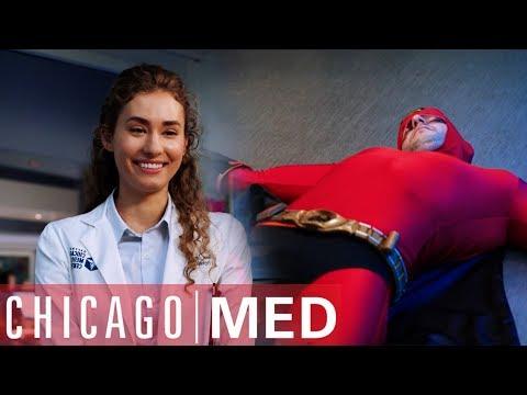 Vigilante Finds A New Calling   Chicago Med