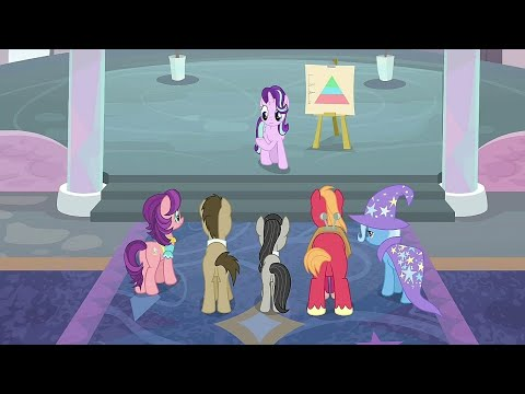 Candidates For The Vice Headmare Of The Friendship School - My Little Pony: FIM Season 9 Episode 20