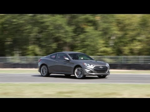 2013 Hyundai Genesis Coupe 3.8 R-spec - 2013 Lightning Lap - LL1 Class - CAR and DRIVER
