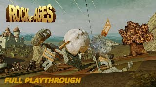 Rock of Ages - Full Playthrough - No Commentary/Uncut (HD PC Gameplay)