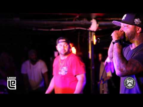 Joe Budden - SlaughterMouse (Live)