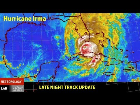 SPECIAL - Sun 9/10/2017 - 5 am ET - HURRICANE IRMA - Starting 11 pm Eastern