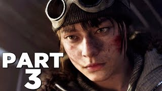 BATTLEFIELD 5 Walkthrough Gameplay Part 3 - HYPOTHERMIA - Campaign Mission 2 (Battlefield V)