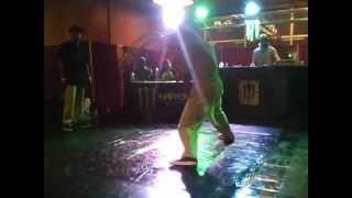 KB (Jabbawockeez) vs. Slim Boogie (Machine Gone Funk) ft. Guest faces