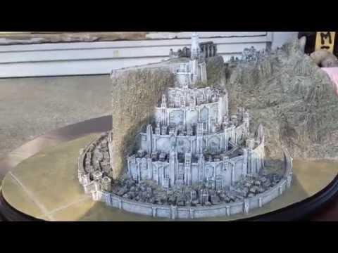 Weta Workshop's Minas Tirith Environment Review