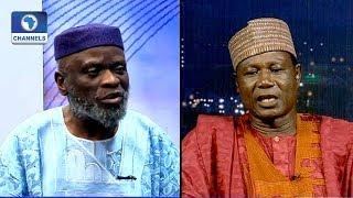 Prof Adeyeye, Dr Bitrus Explain Why Nigeria Needs Restructuring Pt.3 |Sunday Politics|