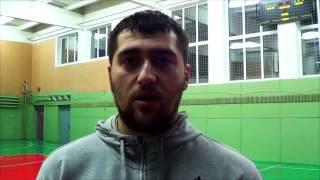 Матч Гомель - 2 - РЦОР - 2000. Послематчевый комментарий Алексея Гоменко
