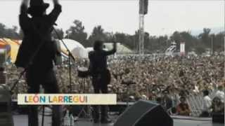 León Larregui - Brillas / Como Tú [Corona Capital 2012]