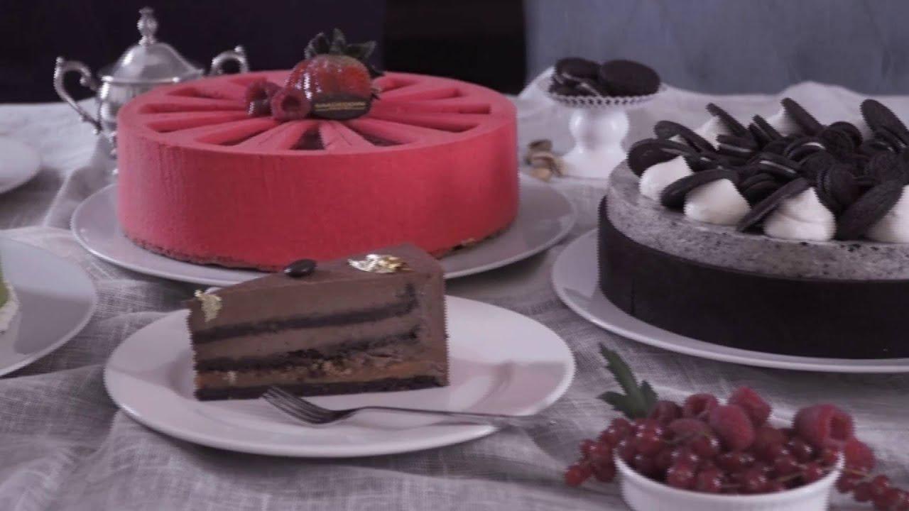 مجموعة الكيك الجديد من سعد الدين Youtube
