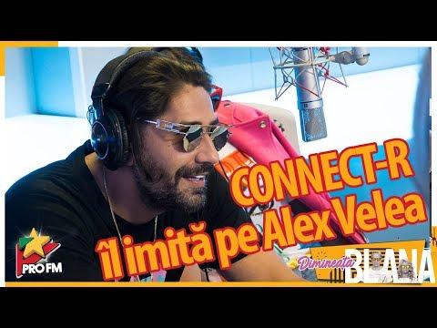 CONNECT-R îl imită pe Alex Velea   #DimineataBlana