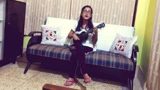 Kaisi Paheli Zindgani - Sunidhi Chauhan | Ukulele cover |