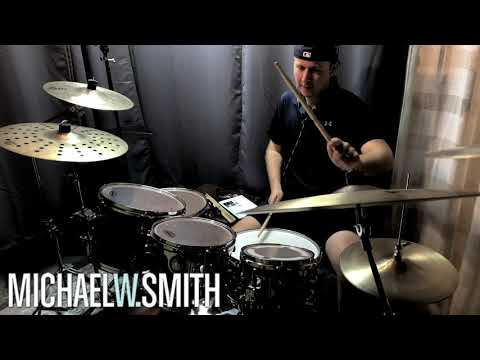 Michael W. Smith - Fly To The Moon | Drum Cover mp3