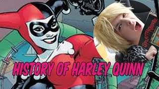 History of Harley Quinn - The Jokers Wife