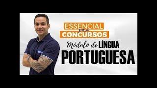 Aula Gratuita - Módulo de Português com Alexandre Soares - Ao Vivo - Alfacon