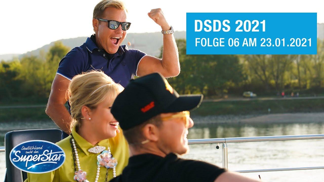 DSDS 2021   Folge 06 am 23.01.2021 bei RTL und online auf TVNOW