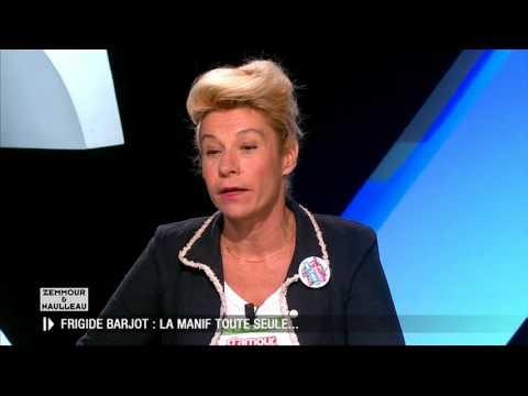 Extrait : Frigide Barjot chez Zemmour et Naulleau le 12 octobre 2013