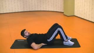 Három gyakorlat a kockahasért - SportolOK Fitnesz videósorozat, 5. rész