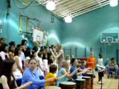 Tukwila Elementary School Choir - 03 Banuwa