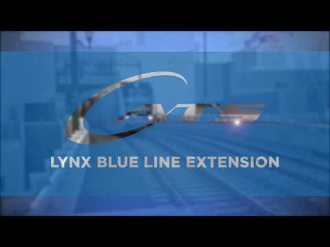 Blue Line Extension Visual Ride Along