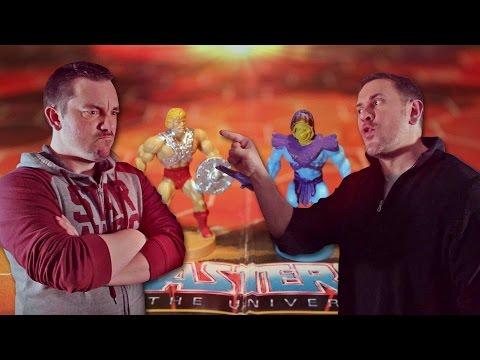 Pixel-Dan & Daniel Benedict Play He-Man Board Games