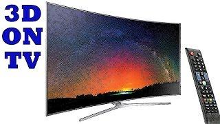 Про активацію 3D через сервісне меню TV Samsung