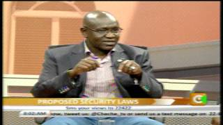 Cheche Interview: Proposed Security Laws Part 1