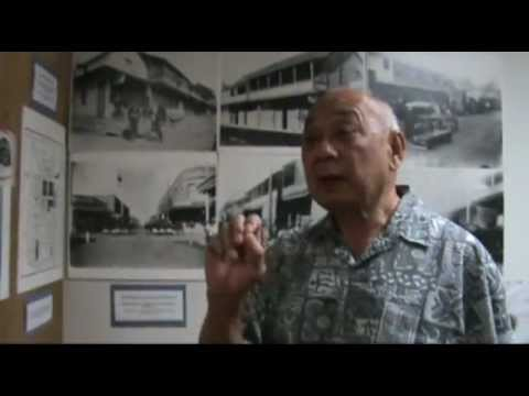 (3 of 8)  HISTORY OF HAWAII:  Hawaiian Chinese Multicultural Museum