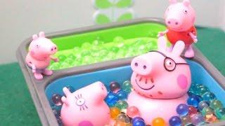 Мультфильм игрушками Свинка Пиги Pig Подборка за неделю