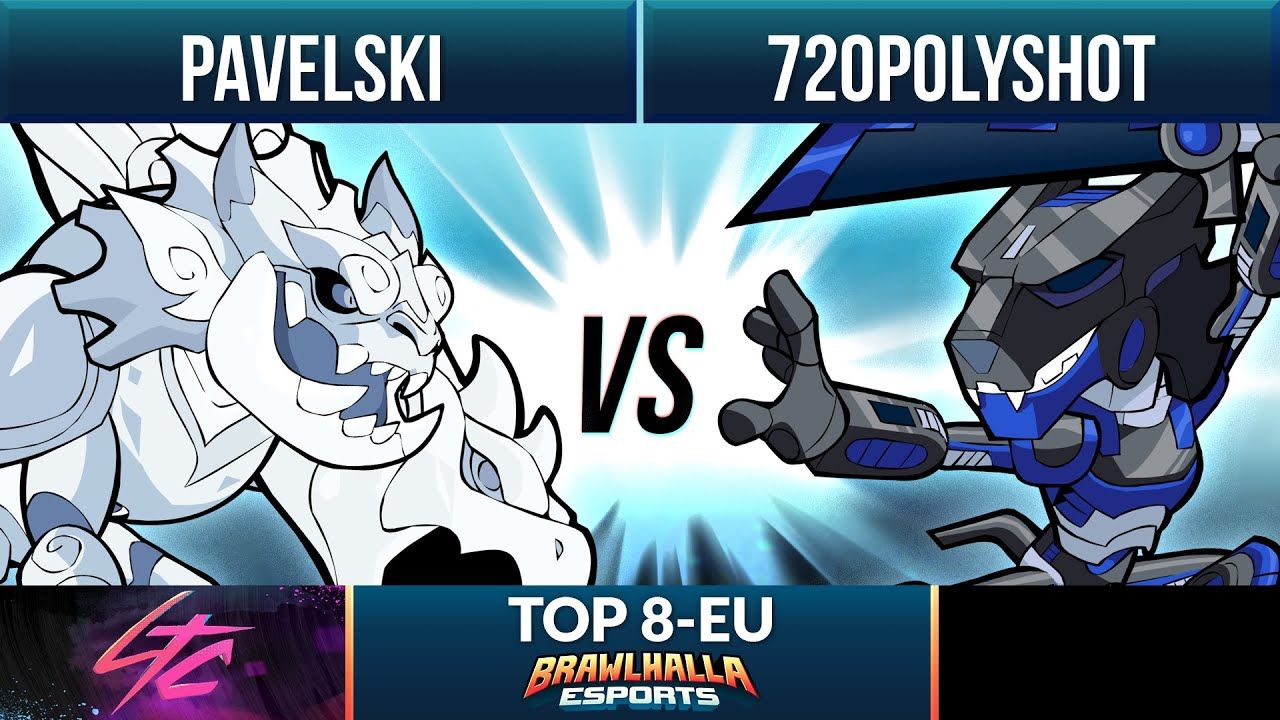 Pavelski vs 720Polyshot - Top 8 - Low Tier City 2020 - EU 1v1